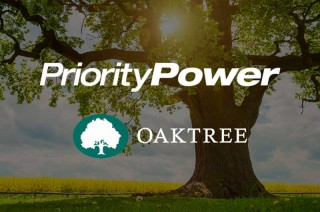 Priority Power Announces Investment by Oaktree Capital